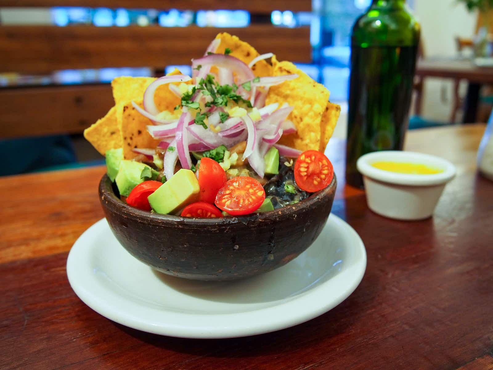 Try the kelp ceviche at El Huerto @ Lucy Lovell / Lonely Planet