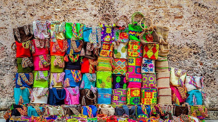 The Wayúu: Colombia's most famous weavers