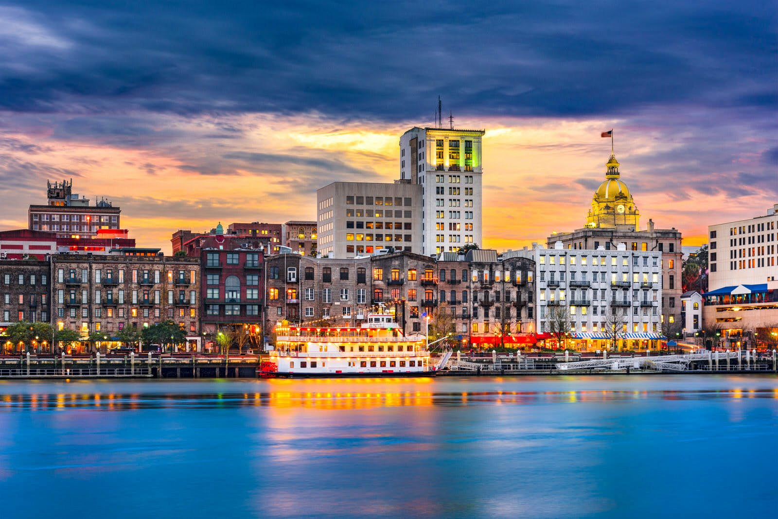 Charleston Vs Savannah A Southern Face Off Lonely Planet
