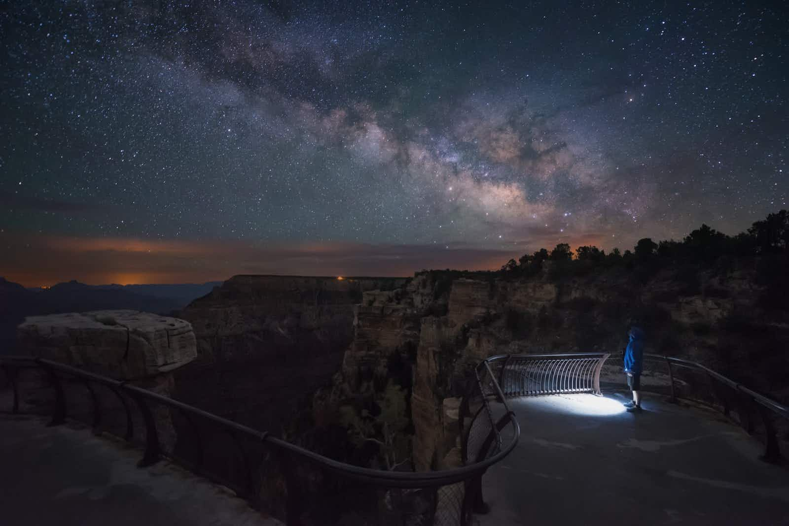 The Grand Canyon is a once-in-a-lifetime experience, at day or at night © Carlos Fernandez / Getty Images