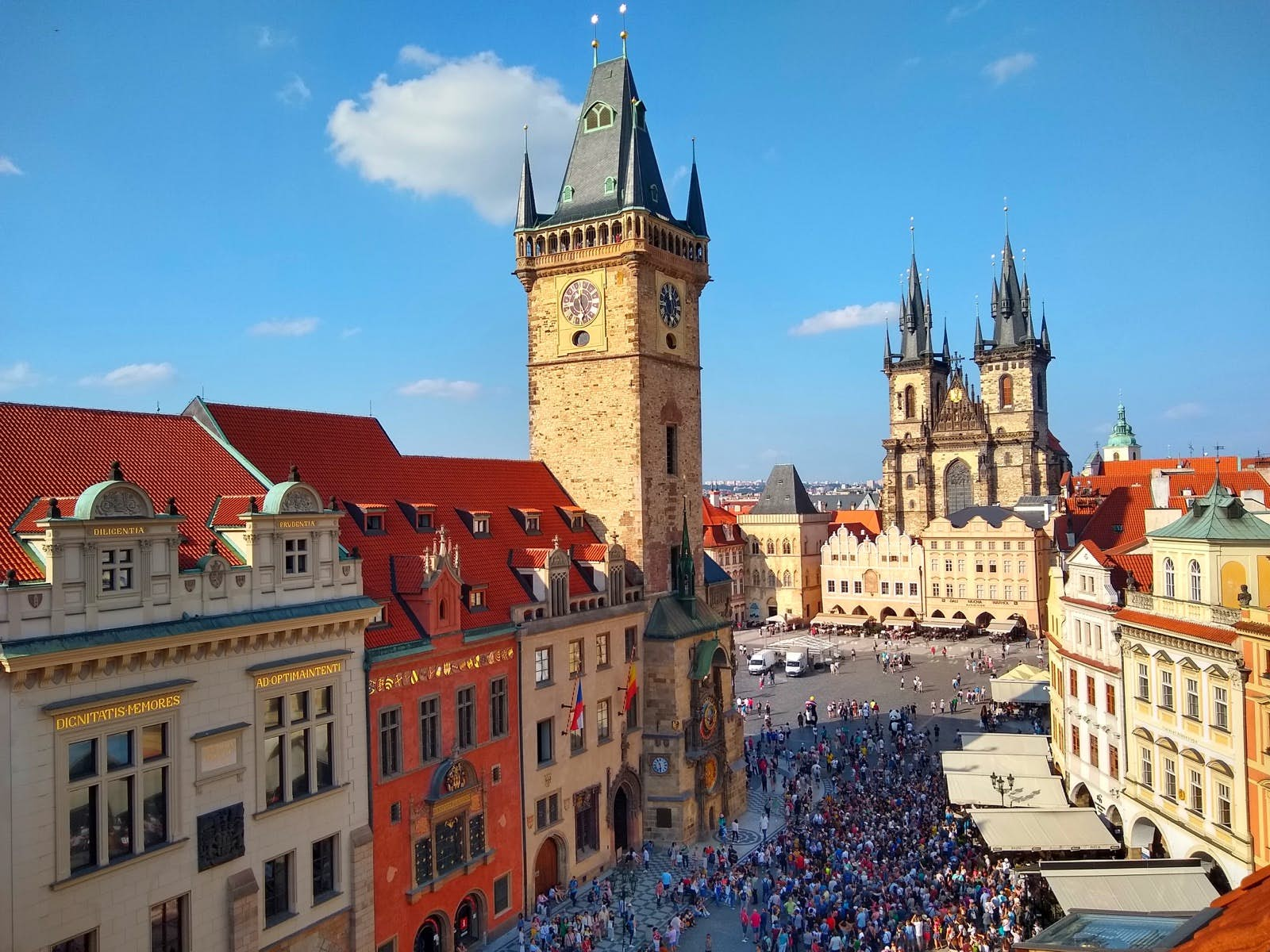 Spending Diary What I Spent On A Two Day Trip To Prague Lonely Planet