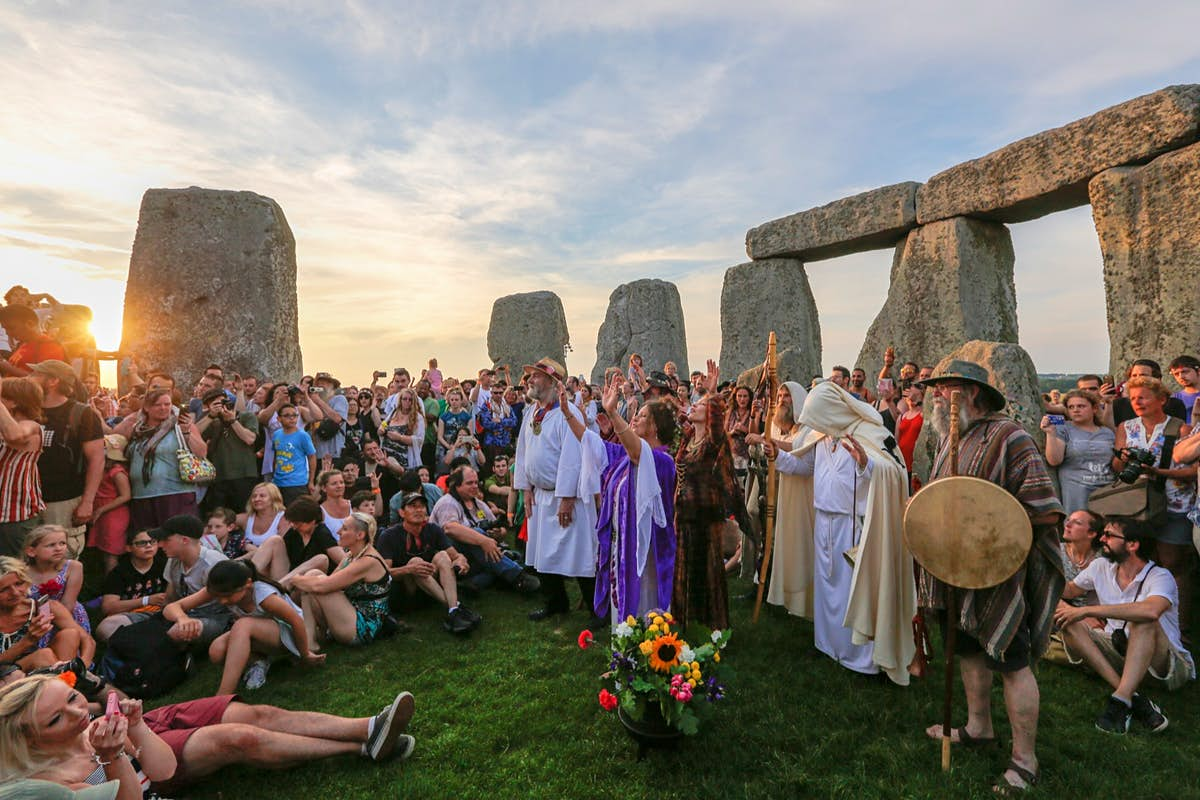 Top 8 Summer Solstice Celebrations From Around The World Lonely Planet