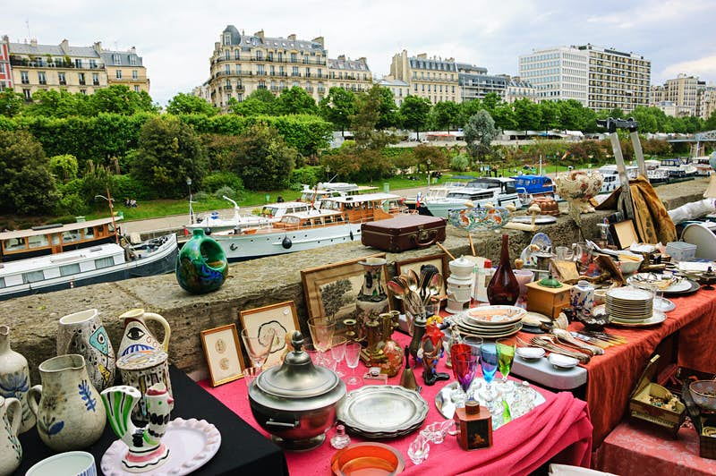 Food, flowers and antiques: a guide to markets in Paris