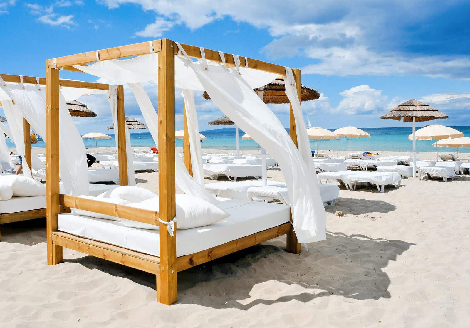 Wish you were here? Book a spa break in Ibiza and make it a reality © nito/Shutterstock