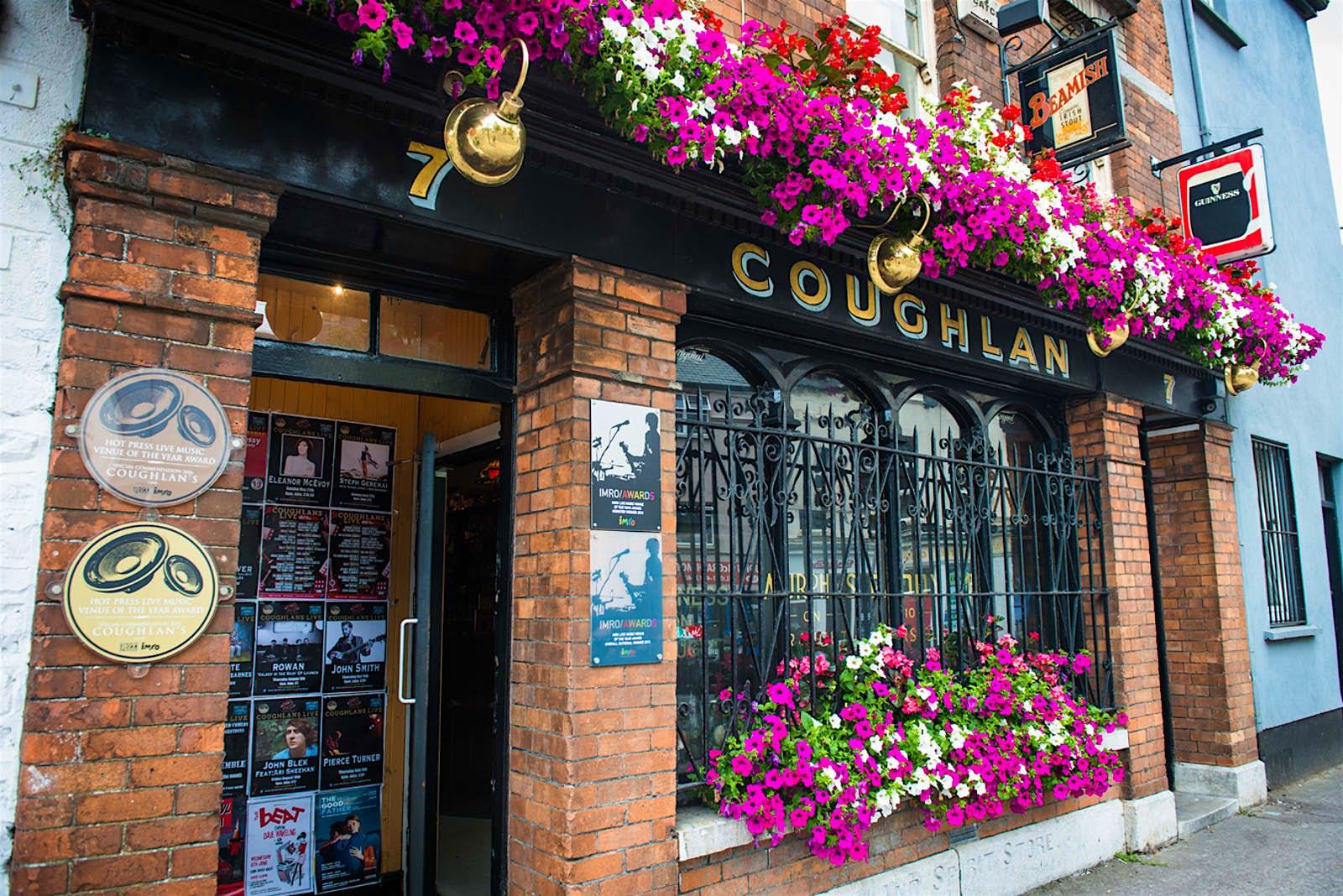 Coughlans Pub, Cork City.