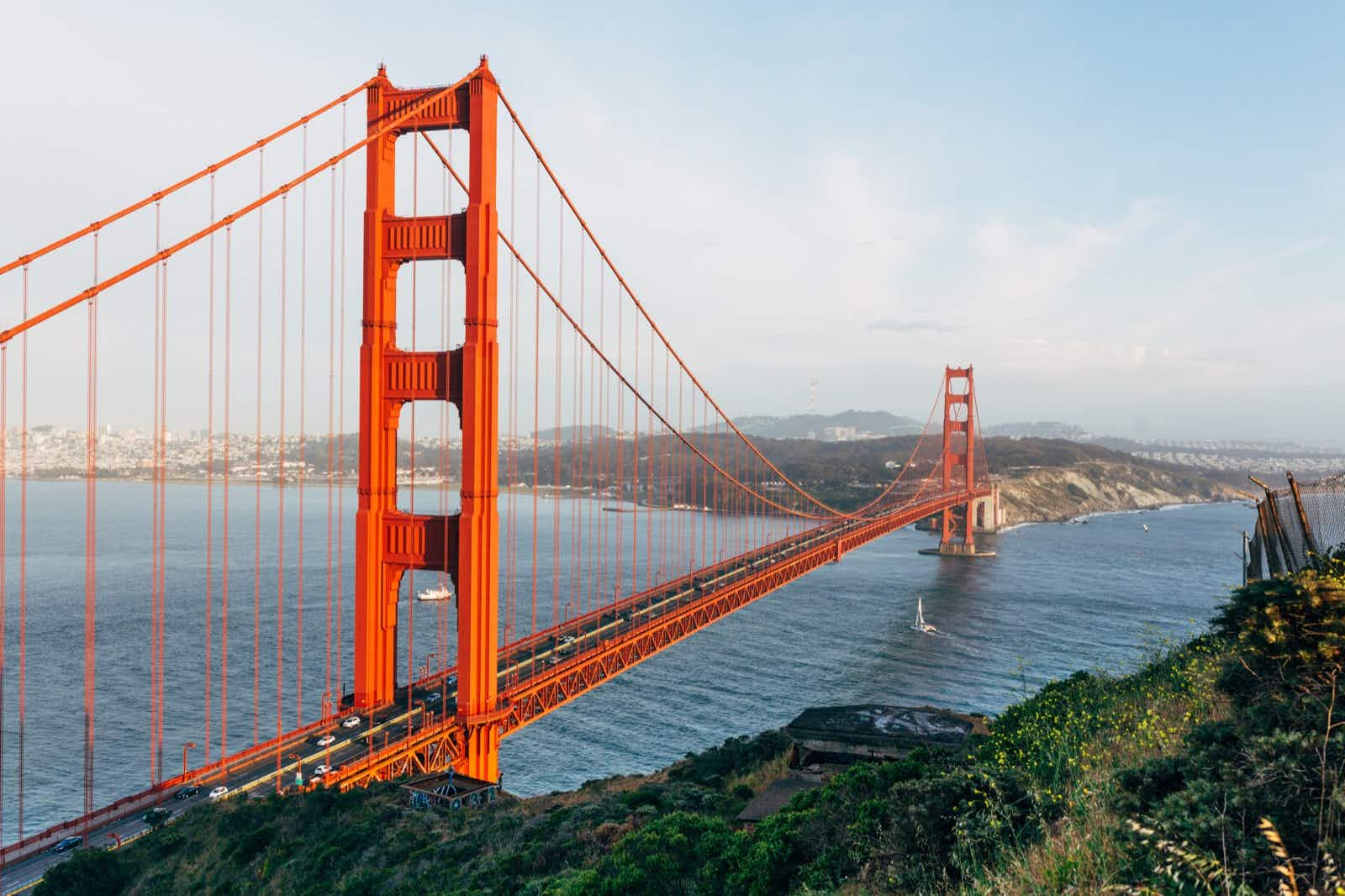 San Francisco is perfectly positioned to get out of the city and into some wonderful adventures, even for just a day ©Deimagine / Getty Images