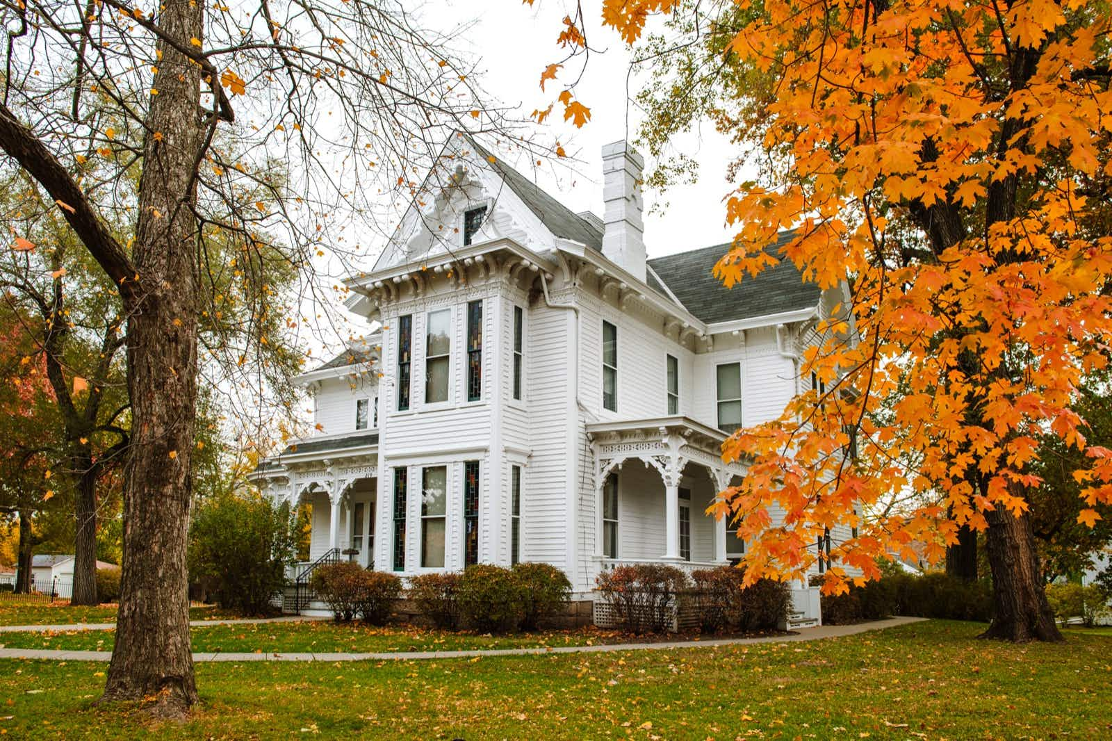 The house on the Harry S. Truman National Historic Site captures the life and times of the 33rd president / Courtesy of City of Independence Department of Parks, Recreation and Tourism