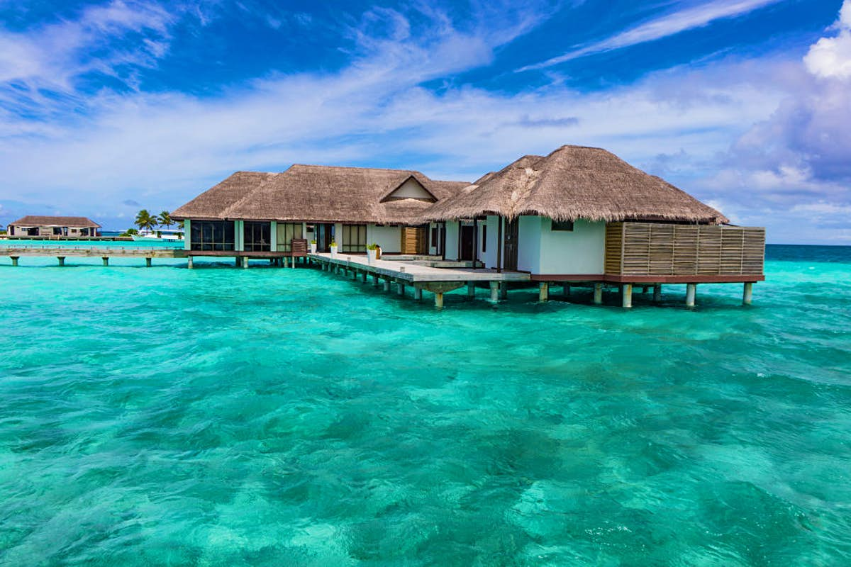 Why Overwater Villas Are The Ultimate Luxury Escape Lonely