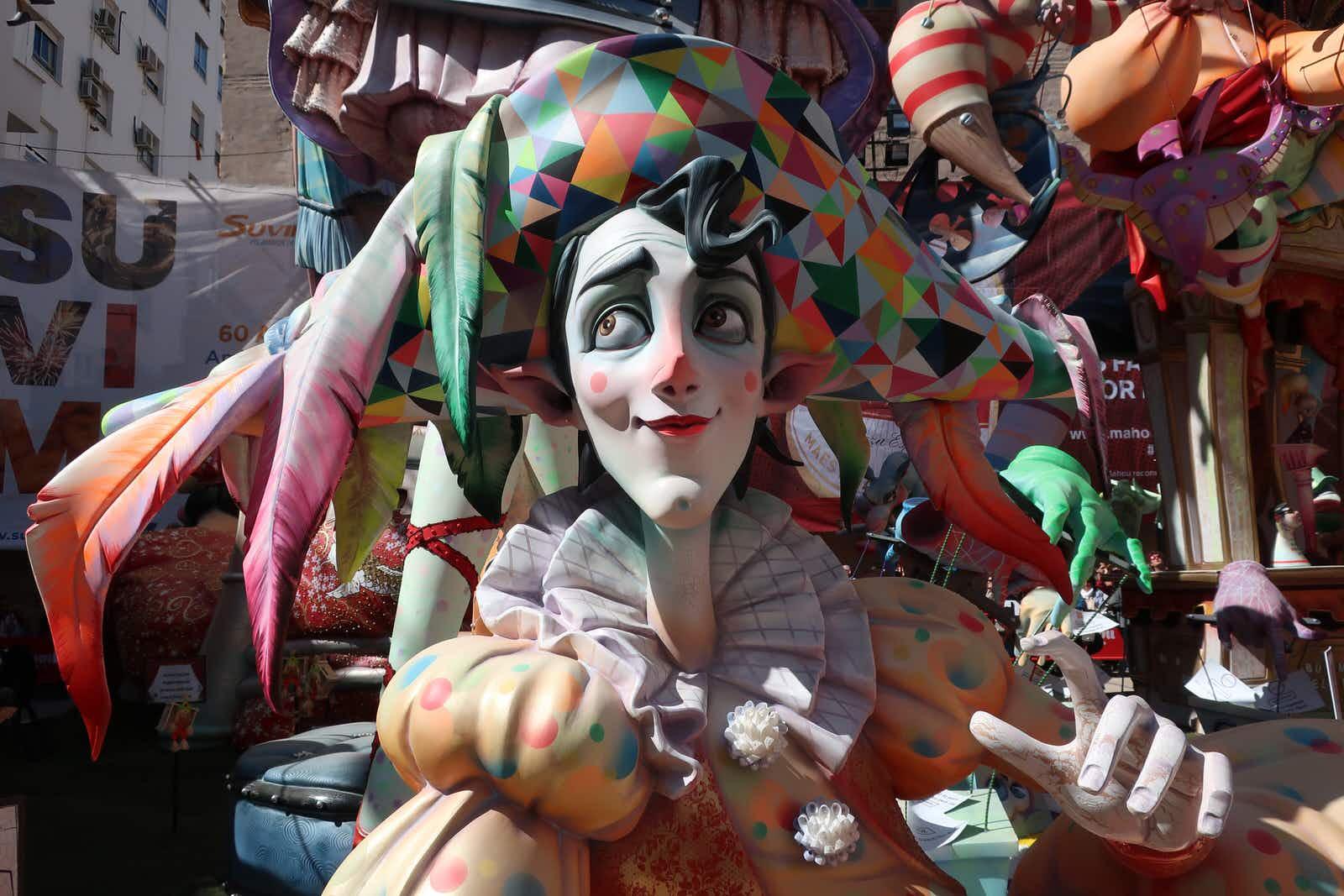 Experience the fiery fun of Las Fallas in Valencia