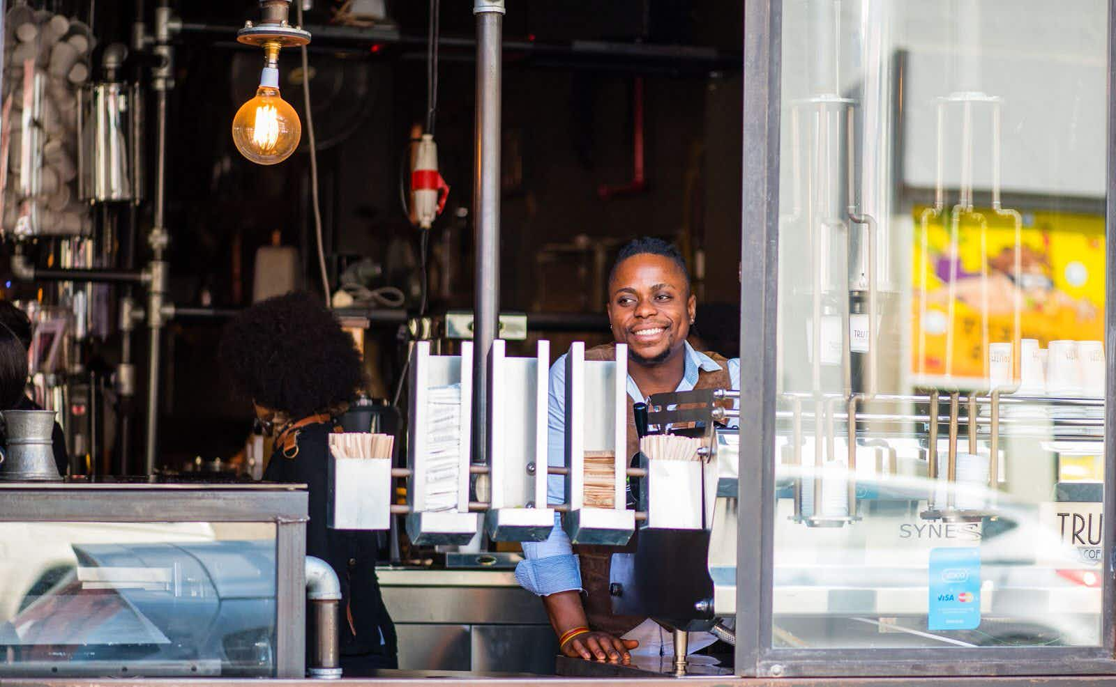 Style meets substance at Coco Safar, with unique coffees, fabulous patisseries and African tastes @ Coco Safar