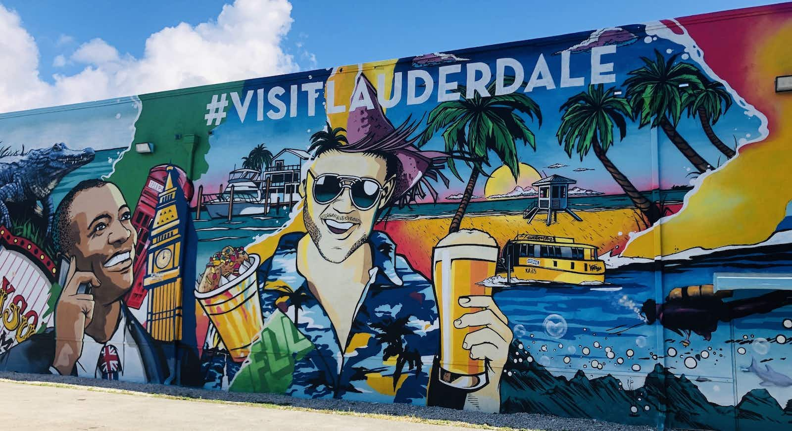 Beyond the boats and beaches: Fort Lauderdale's artsy edge