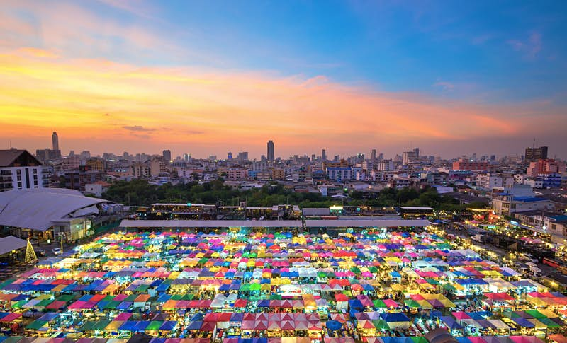 Bangkok tops list of world's most popular cities for visitors again