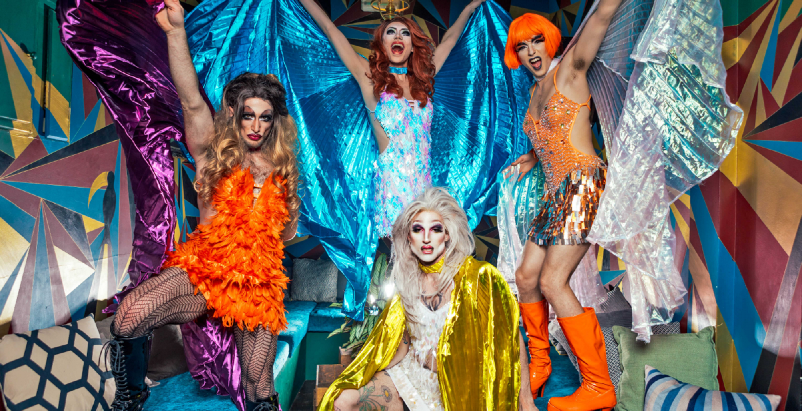 Strictly Come Drag Queen © Tom Leishman