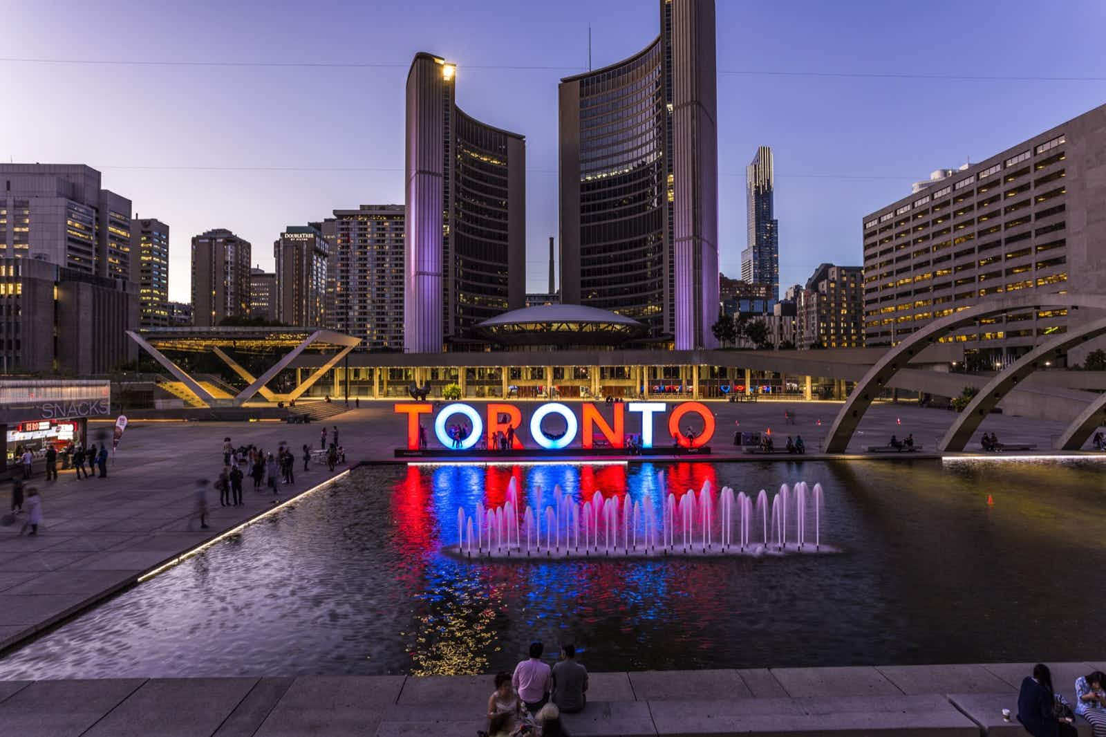 Toronto has something for everyone, whether you're in town for a couple of weeks or just a couple of days © Pierre Ogeron / Getty Images