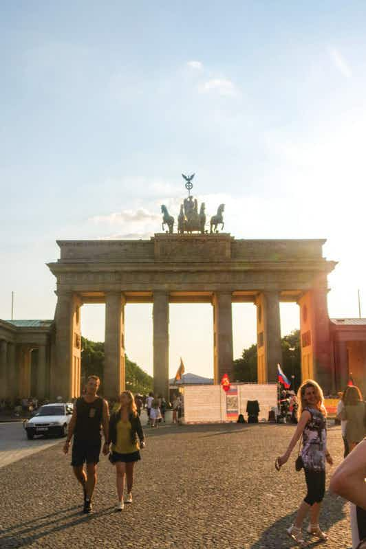This new tour of Berlin is guided by a Syrian refugee