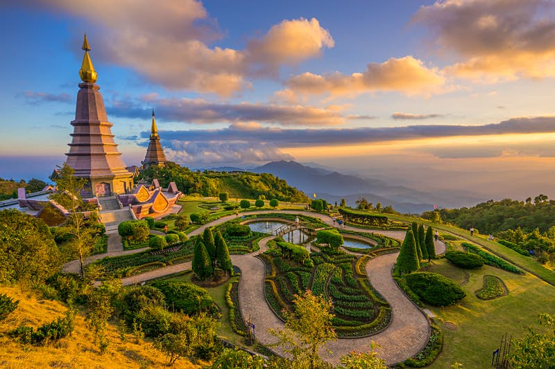 The best day trips from Chiang Mai