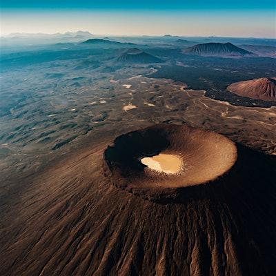 Wahba Crater © Photo provided by Visit Saudi