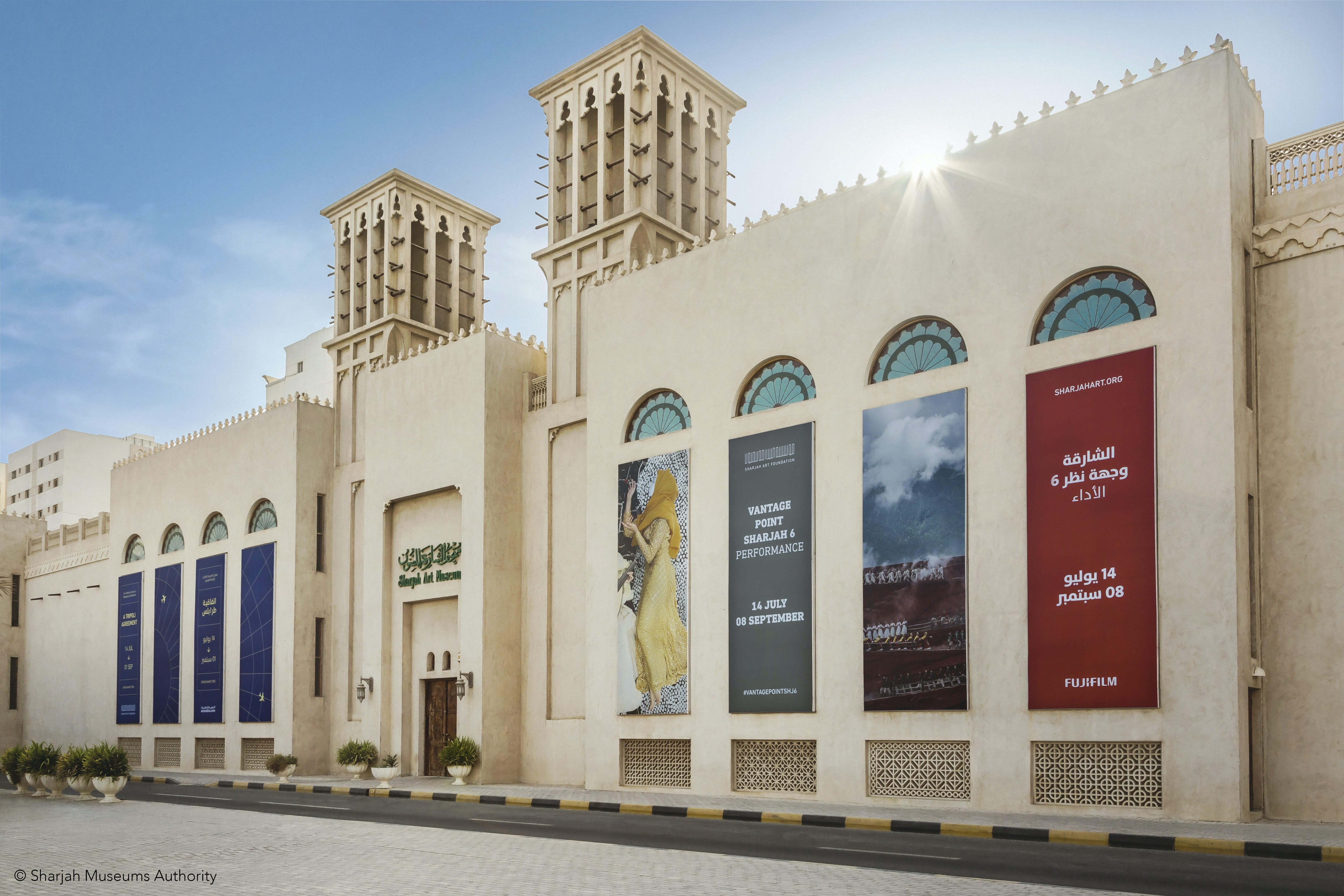 creative city exploring sharjah s buzzy art and culture scene