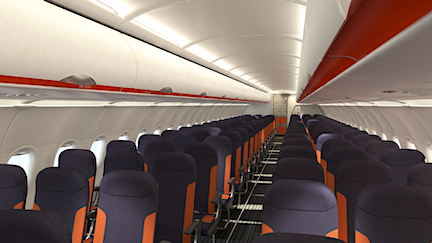 Why tall travelers are going to love these new airline seats