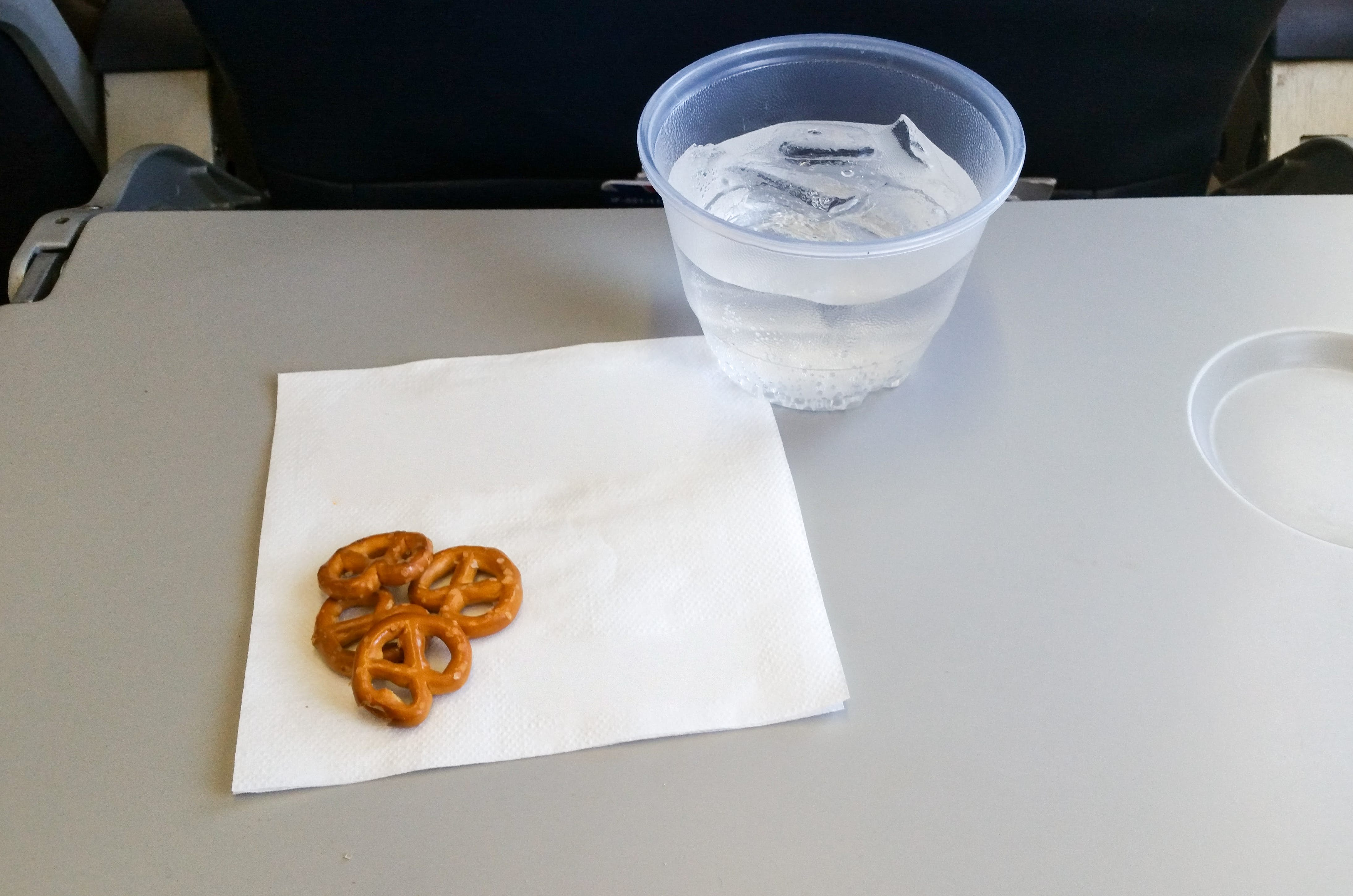 From ice cream bars to stroopwafel, these airlines offer the best snacks -  Lonely Planet