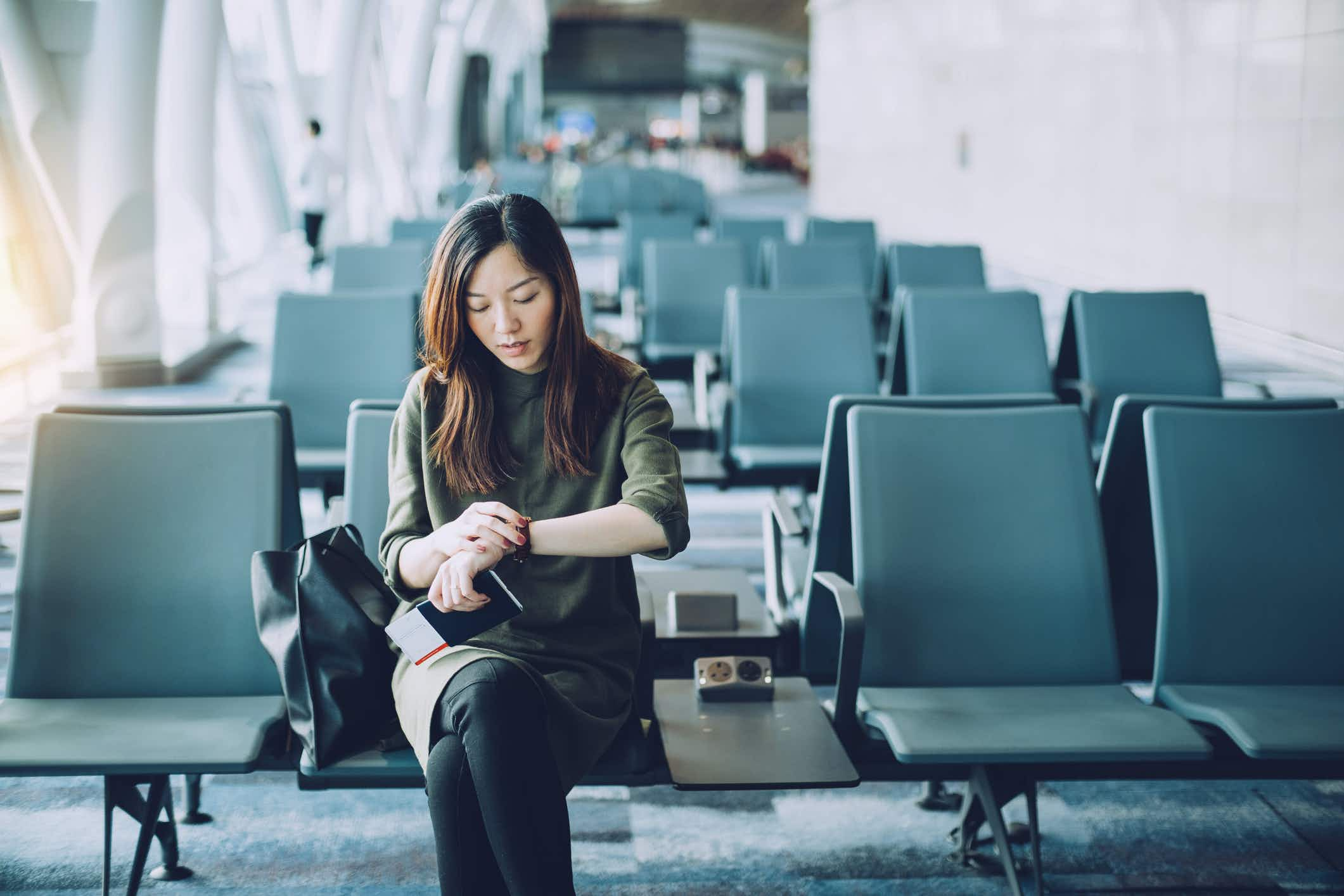 New research has revealed the most affected airports in the UK, US and Europe for delays © Yiu Yu Ho