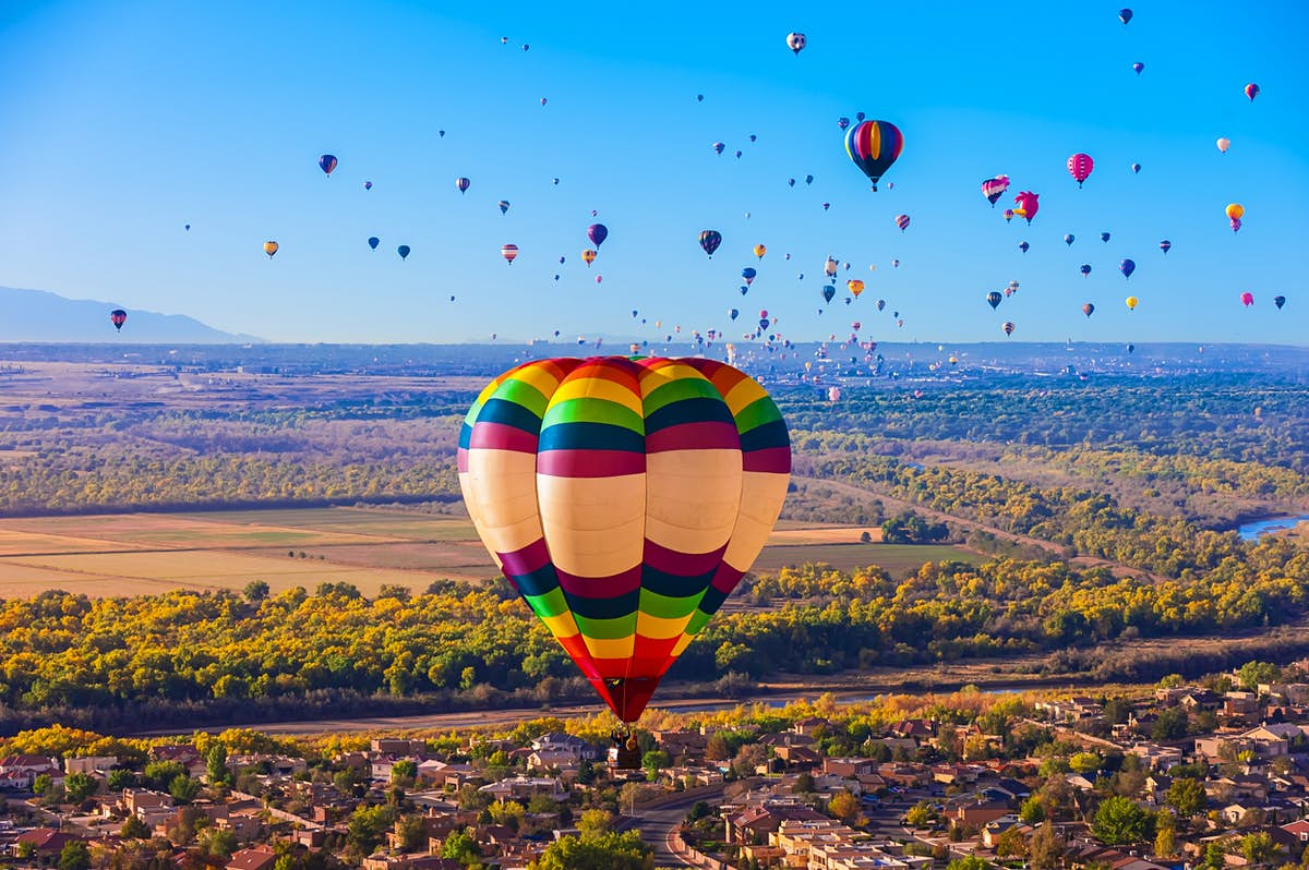 New Mexico is the ideal family spring break road trip – Lonely Planet