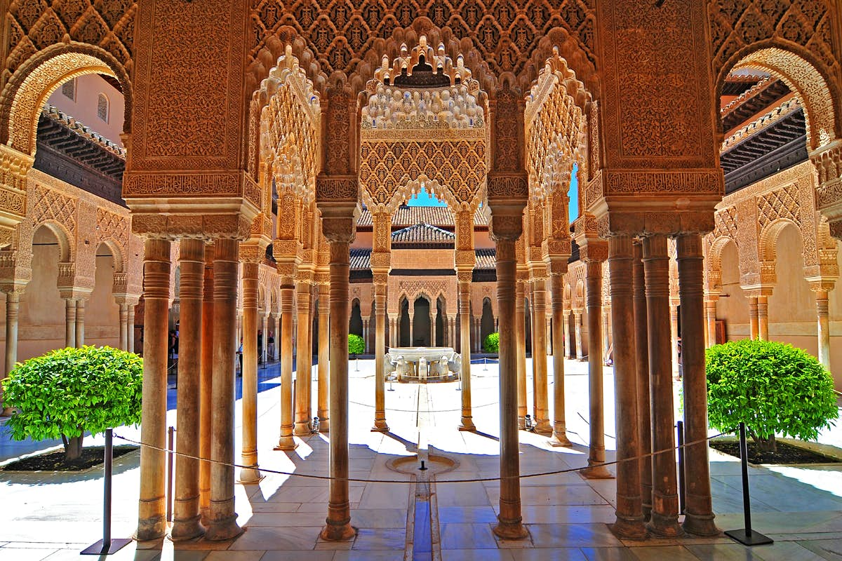 The Alhambra's new ticket system sold nearly 13,000 on its first day