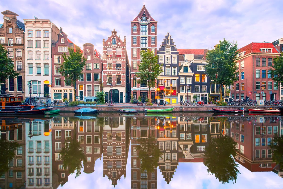 Highlights of Amsterdam - Lonely Planet
