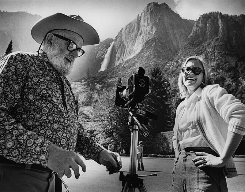 How to photograph Yosemite like Ansel Adams