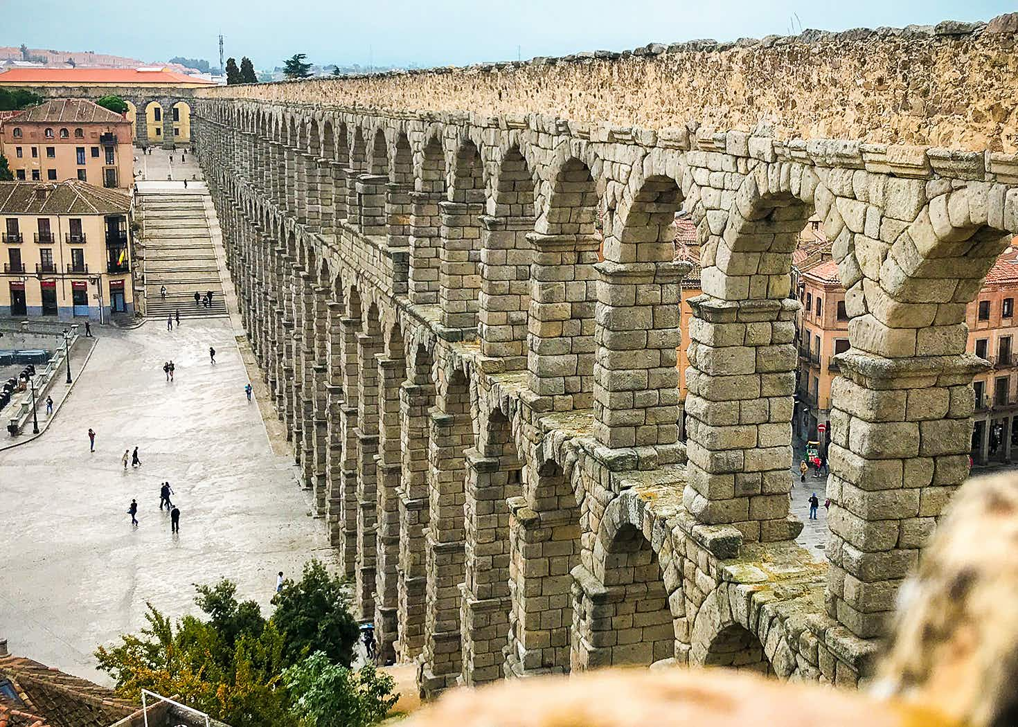 Spain's heartland is the perfect road trip