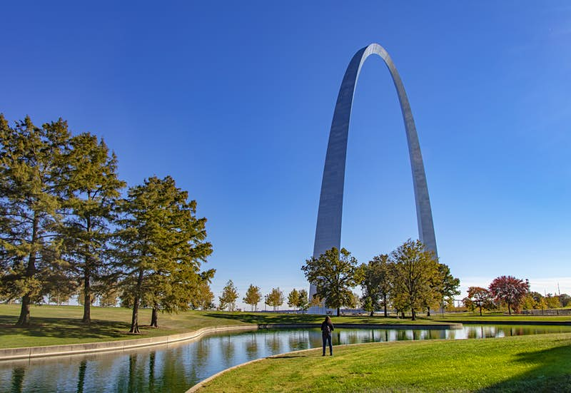 Gateway Arch National Park; National Parks Overview