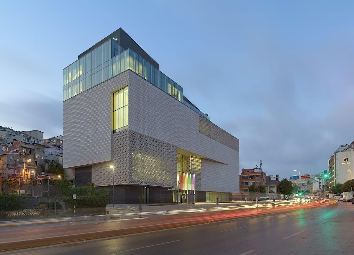 New arts hub is taking root in an industrial Istanbul neighbourhood