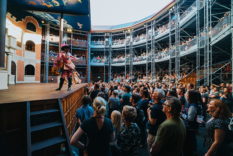 See Shakespeare plays in Australia in a full-sized replica of the iconic Globe Theatre