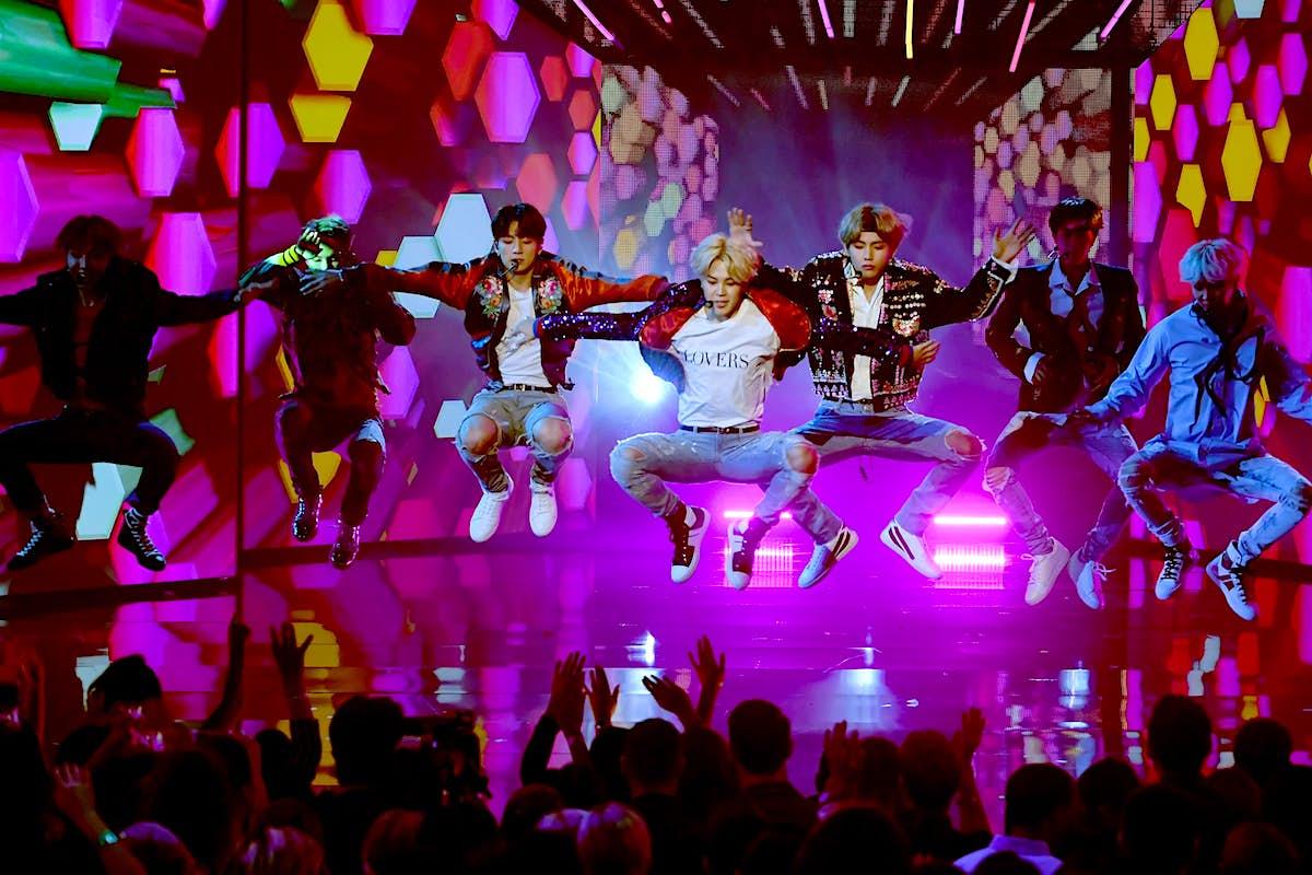 Bored in self-isolation? Why not learn Korean online with K-pop band BTS
