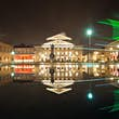 Bavarian State Opera house, Bayerische Staatsoper, in Max-Joseph-Platz in Munich, Bavaria, Germany. Photo by: Tim Graham/Getty Images