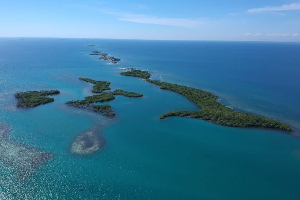 You can own part of the world's first crowdfunded private island