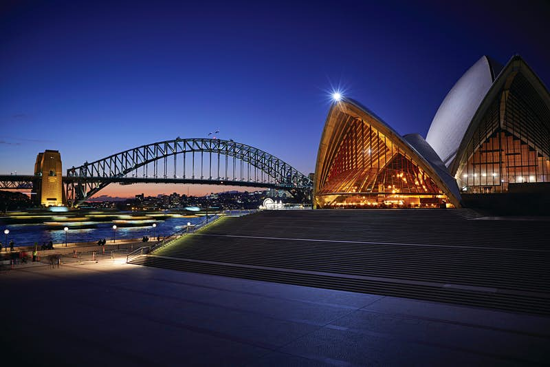 Climb and dine in style at Sydney's Harbour Bridge