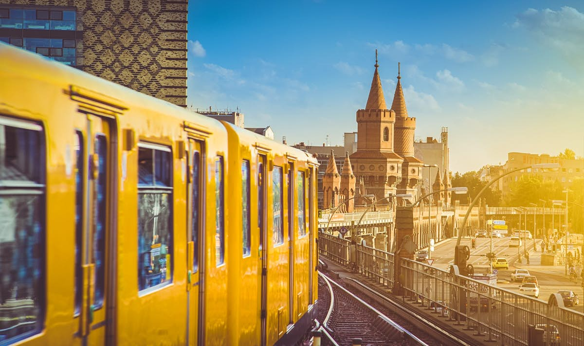 Travelling by train in Germany has just got cheaper
