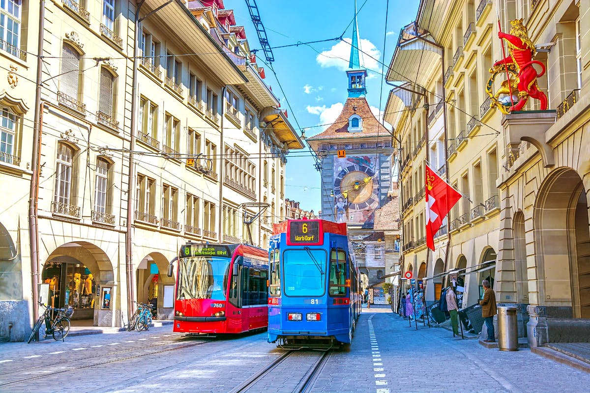 Europe's most liveable cities are revealed