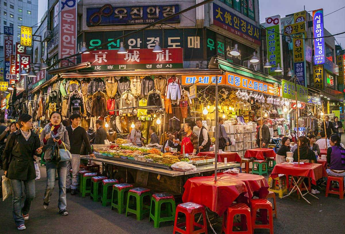 Best places to eat in Seoul in 2020