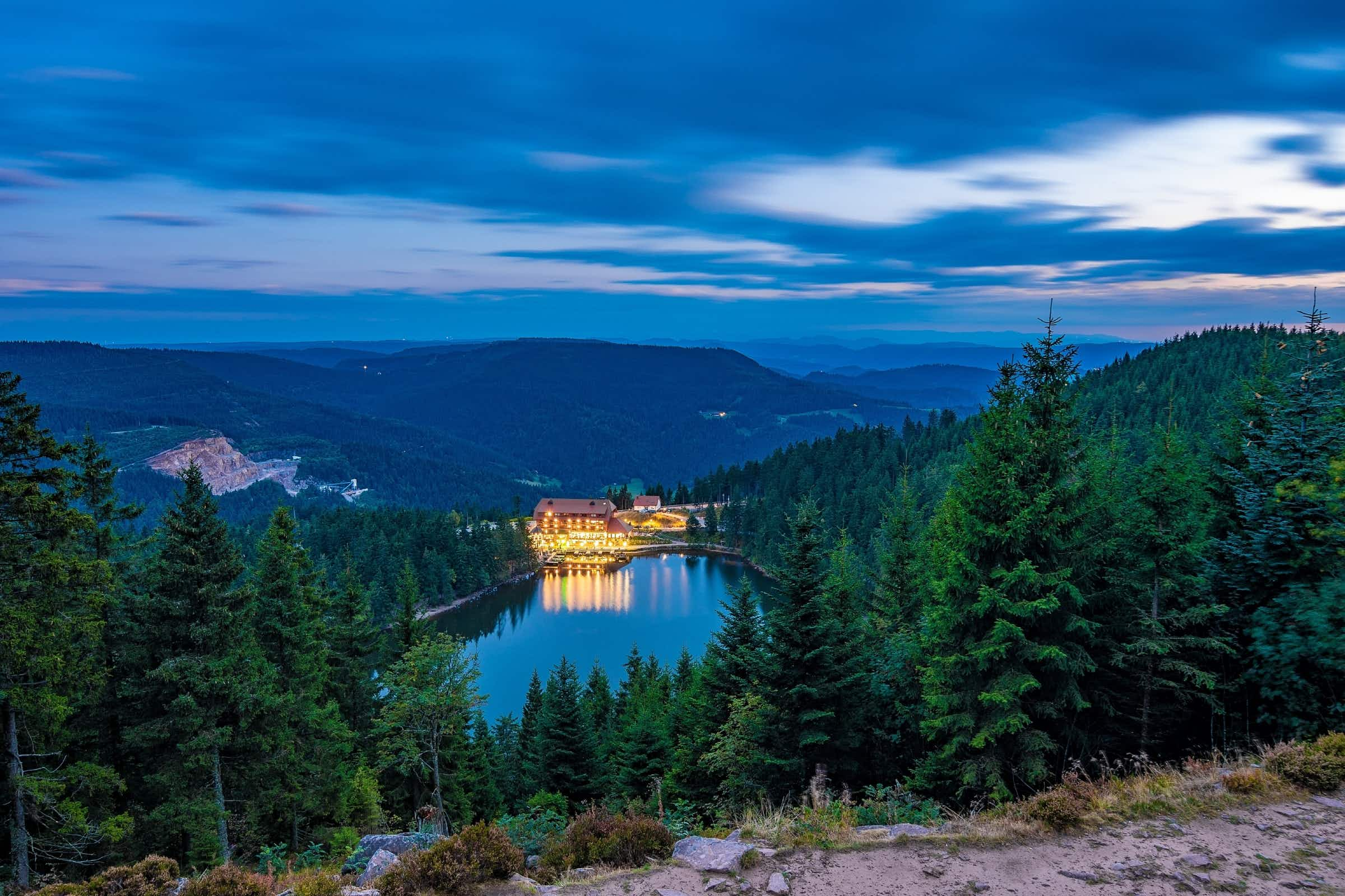 The Black Forest offers endless photo opportunities © Arthur Palmer/Shutterstock