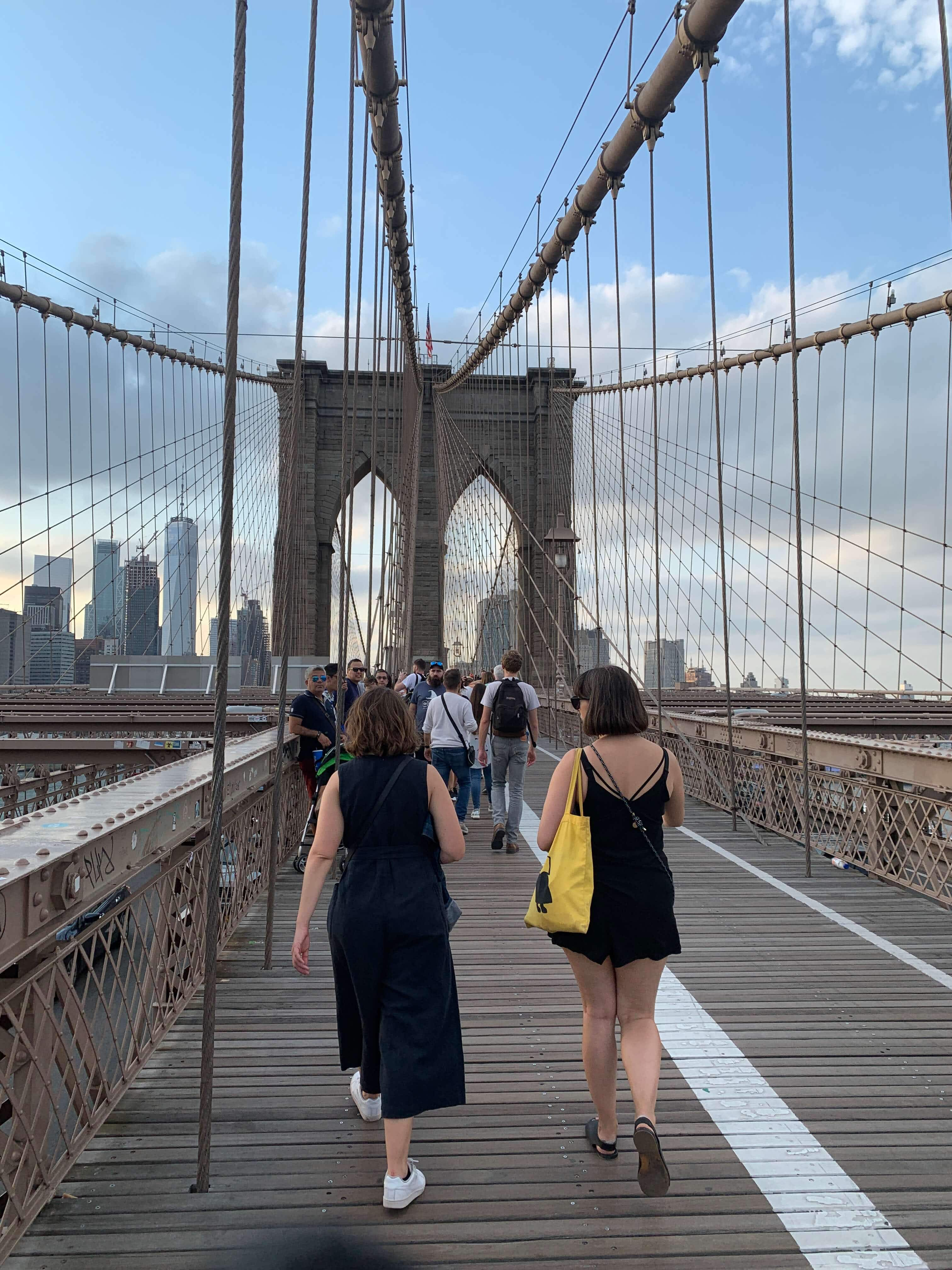 Spending diary: what a long weekend in Brooklyn, New York cost me