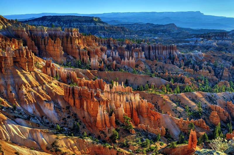 Bryce Canyon National Park; National Parks Overview