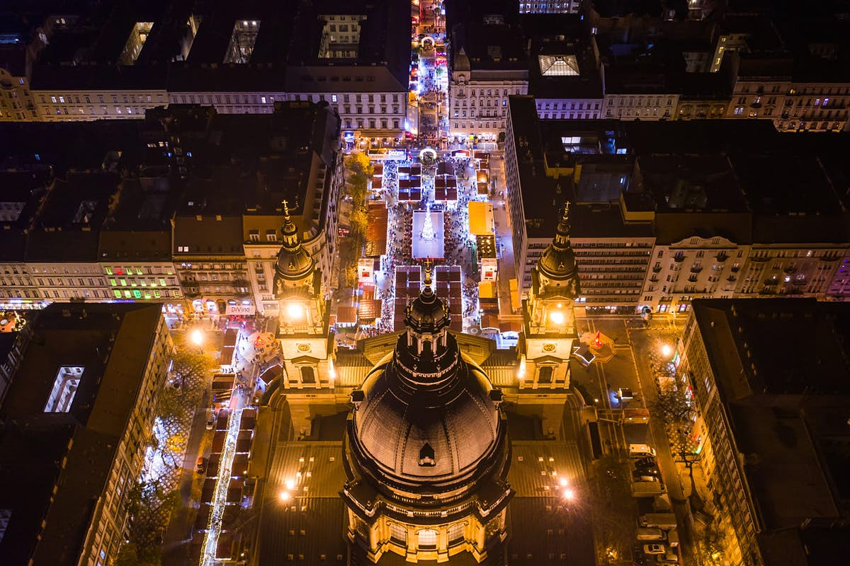 Is this the most beautiful Christmas market in Europe?