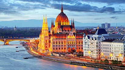 Autumn in Budapest: feasting, festivals and the great outdoors