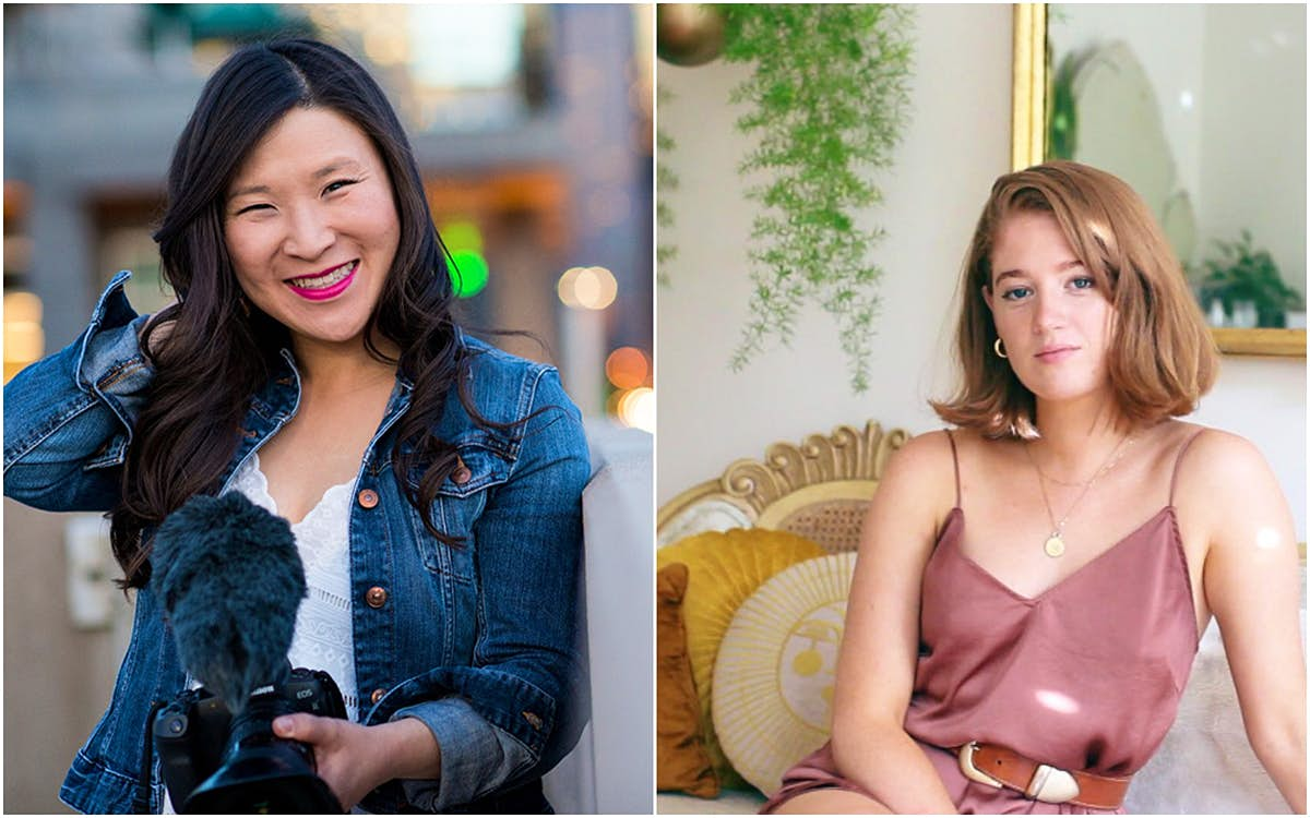 Meet the women paid by Bumble to travel the world and date