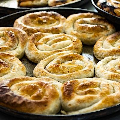 The Travel Kitchen series #3: Bosnian burek