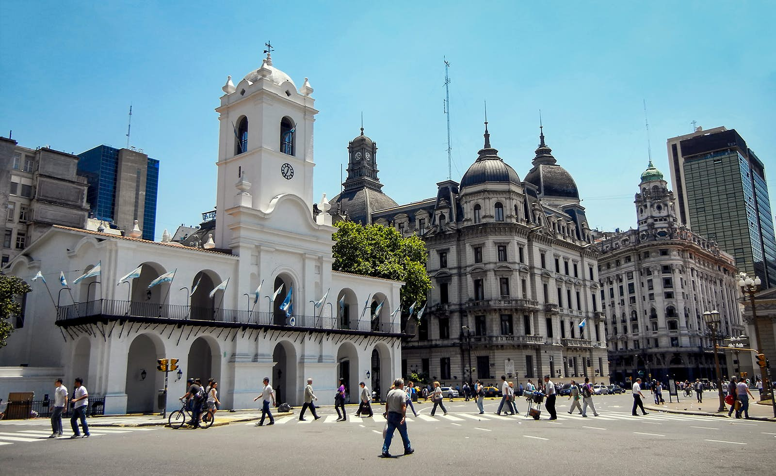Buenos Aires The City Of Barrios