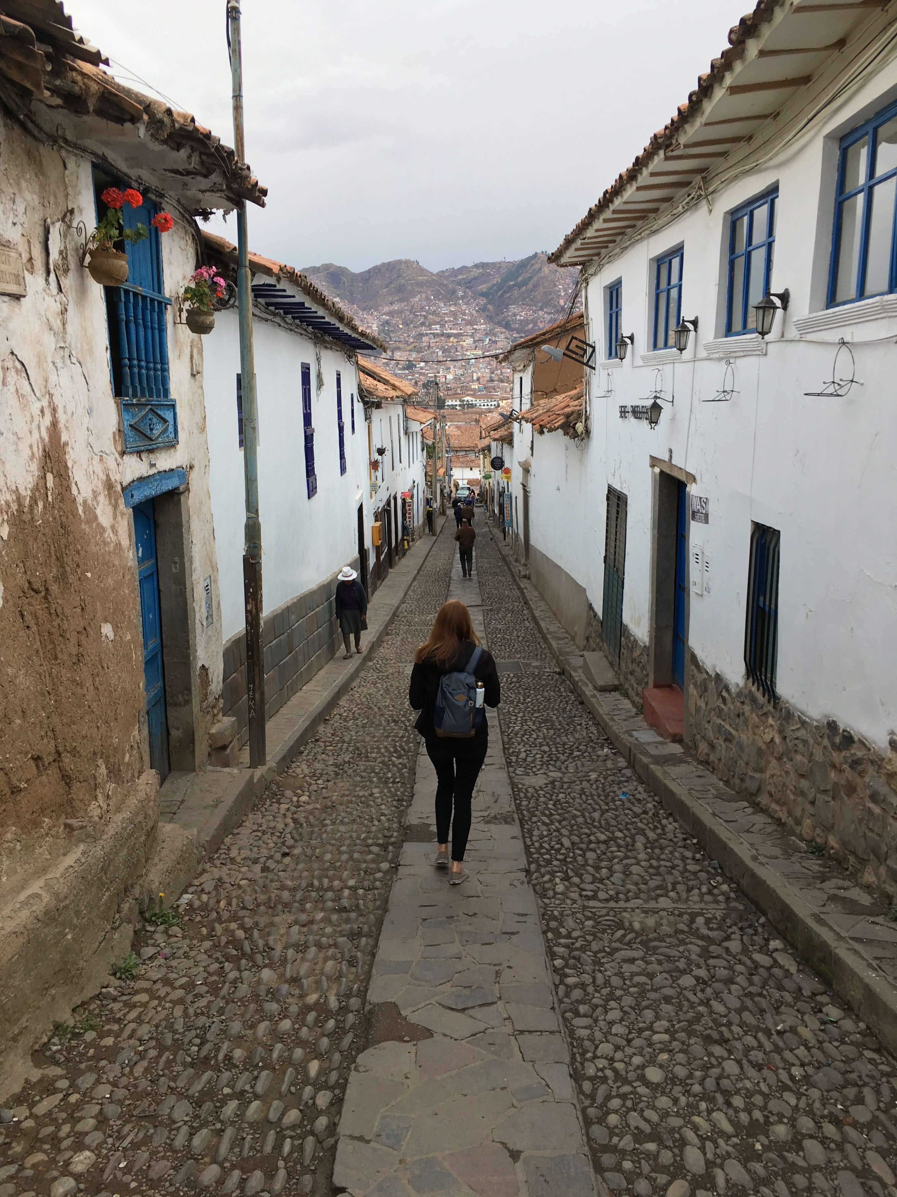 Spending Diary: 6 days in Cuzco and the Sacred Valley