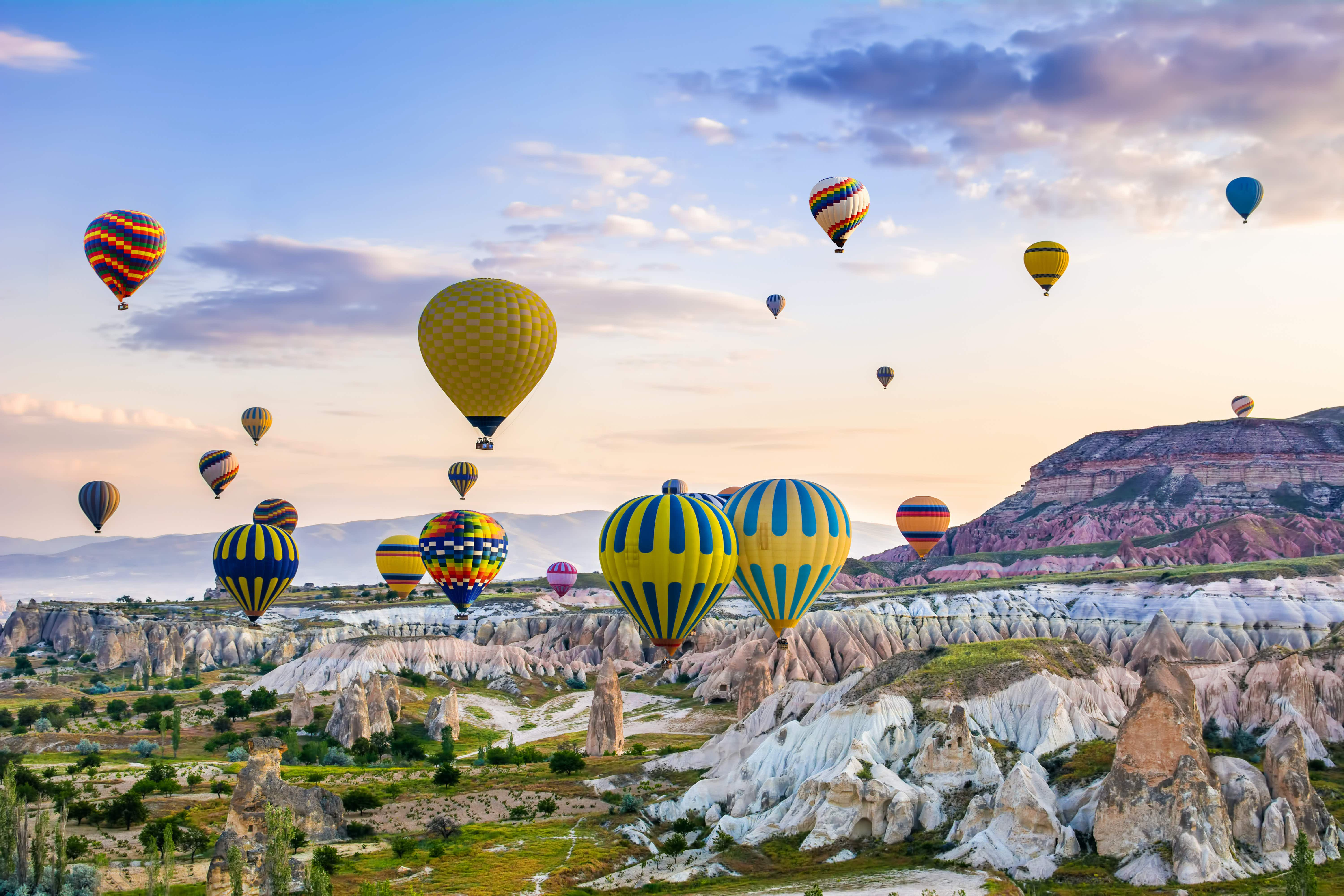 With fascinating cultural heritage, stunning scenery and bustling cities, Turkey has something for every kind of traveller